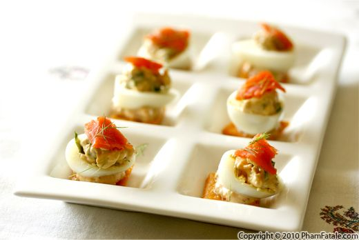 New Year S Eve Appetizer Ideas Pham Fatale