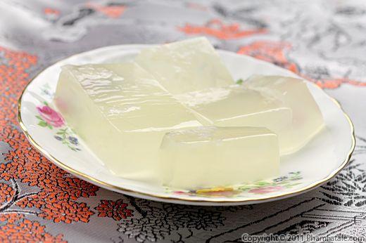 Coconut Jelly Cake Recipe: Rau Cau Dua: Vietnamese Coconut Jello Recipe