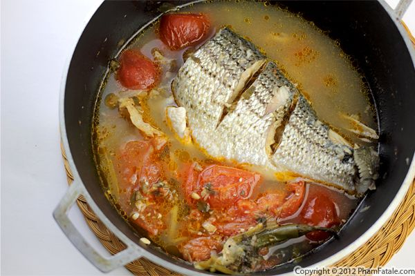 Fish Stock Recipe Dishmaps