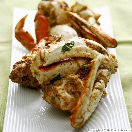 Vietnamese Tamarind Sweet Crab (Cua Rang Me)